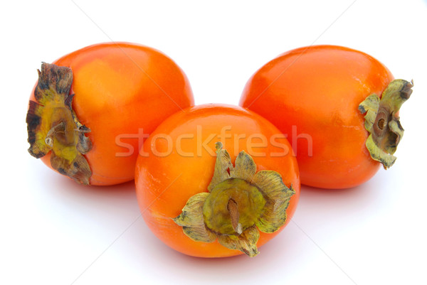 Japanese Persimmon 14 Stock photo © LianeM