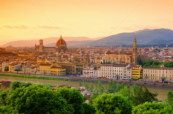 Florence 02 Stock photo © LianeM