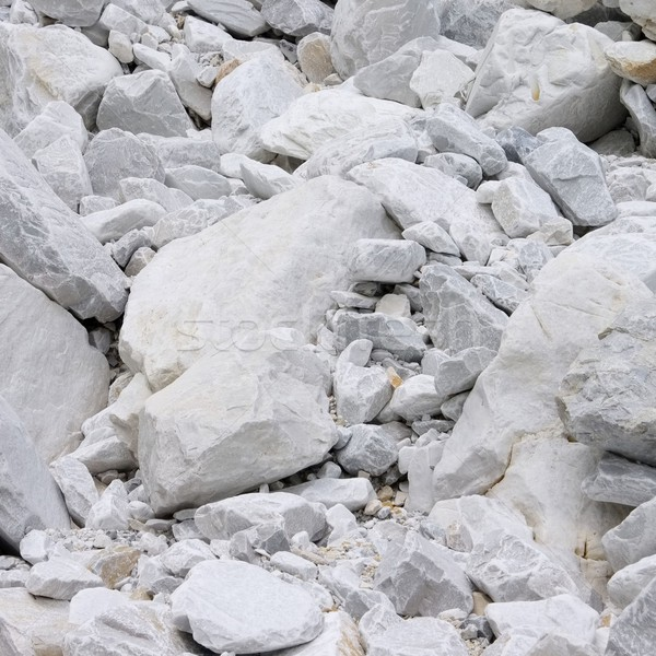 Carrara  marble stone pit  Stock photo © LianeM