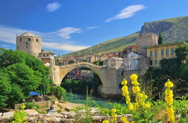 Mostar  Stock photo © LianeM