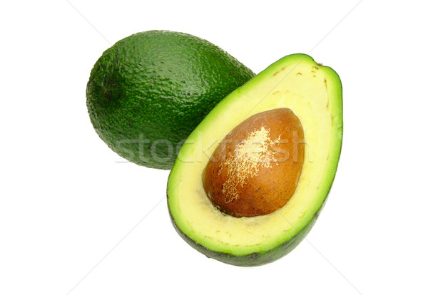 Avocado 03 Stock photo © LianeM
