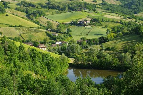 Emilia landscape  Stock photo © LianeM