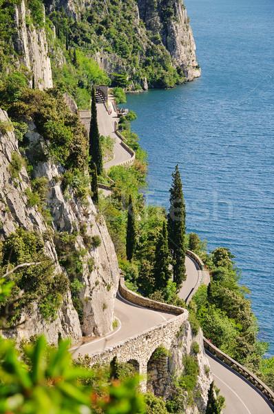 Lake Garda 09 Stock photo © LianeM