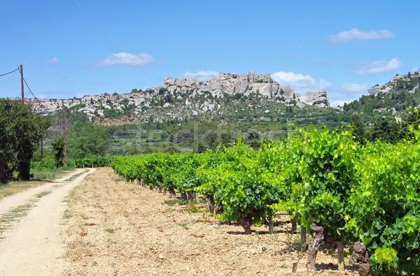 Les Baux-de-Provence 02 Stock photo © LianeM