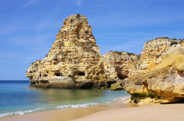 Algarve beach 15 Stock photo © LianeM