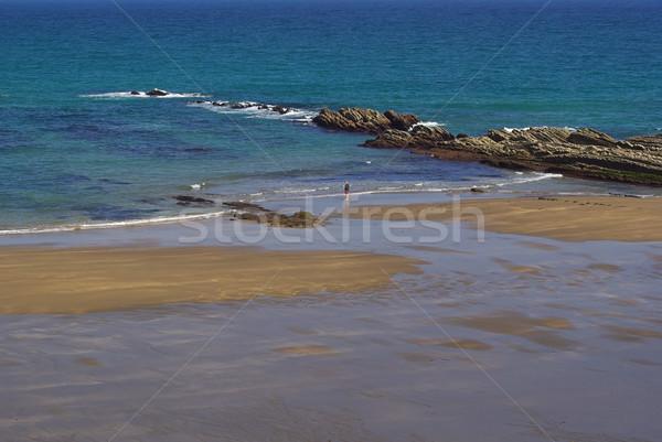 Costa Vasca 04 Stock photo © LianeM