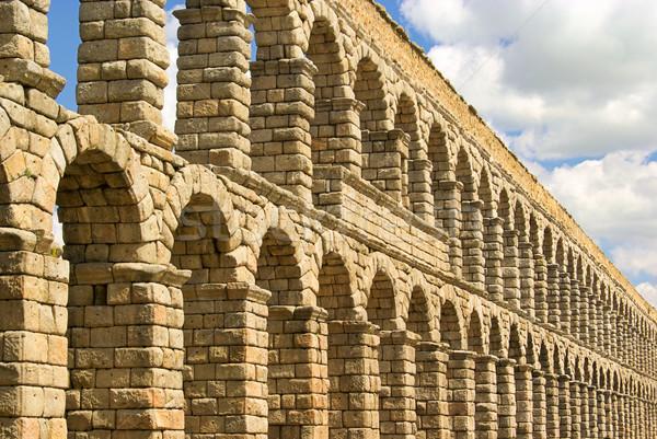 Segovia Aqu Stock photo © LianeM