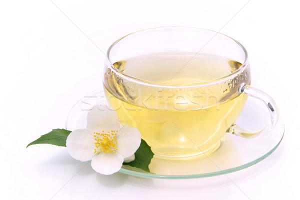 Jasmintee - Jasmine tea 07 Stock photo © LianeM