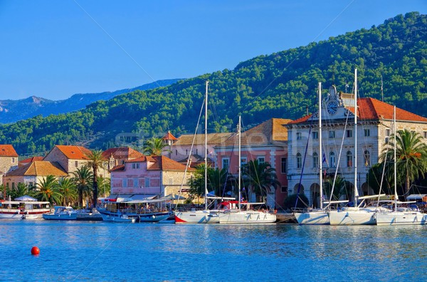 Stari Grad  Stock photo © LianeM