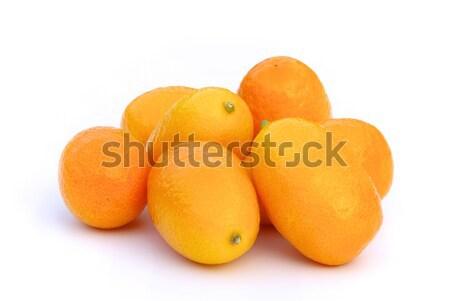 Kumquat 02 Stock photo © LianeM