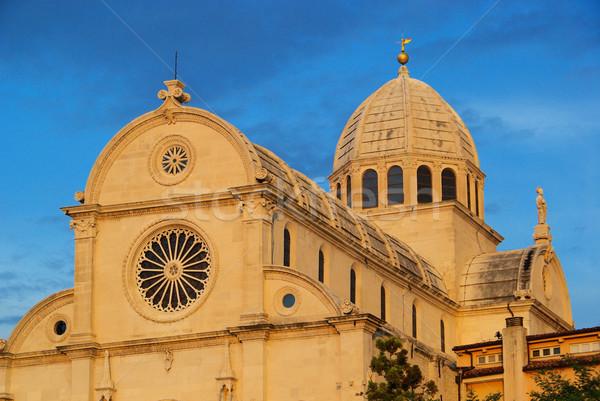 Cattedrale 16 Foto d'archivio © LianeM
