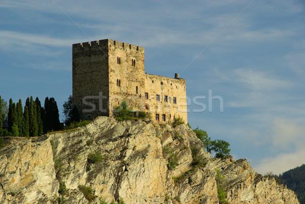 Ladis castle Laudegg 09 Stock photo © LianeM