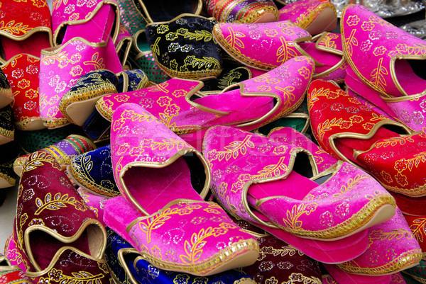 shoes 04 Stock photo © LianeM