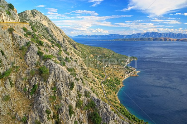 Makarska Riviera  Stock photo © LianeM