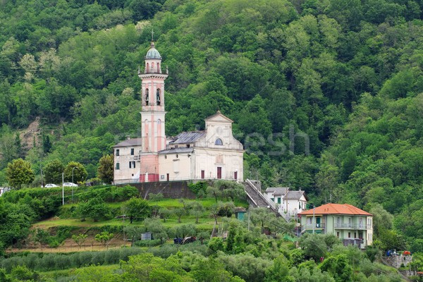 Carasco Chiesa Di San Pietro  Stock photo © LianeM