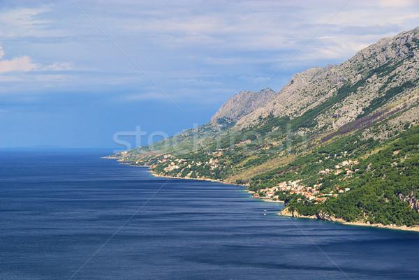 Makarska Riviera 34 Stock photo © LianeM