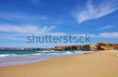 Algarve beach do Tonel  Stock photo © LianeM