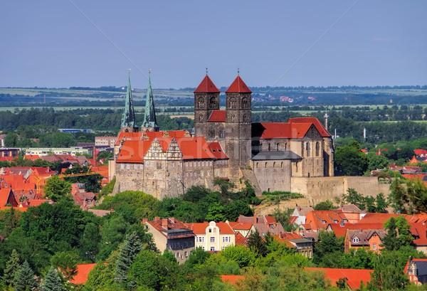 Stock photo: Quedlinburg