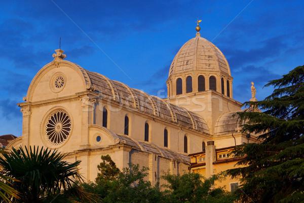 Cattedrale 13 Foto d'archivio © LianeM