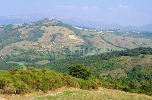 Umbria landscape  Stock photo © LianeM