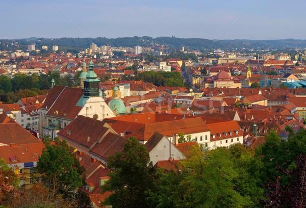 Graz cathedral  Stock photo © LianeM