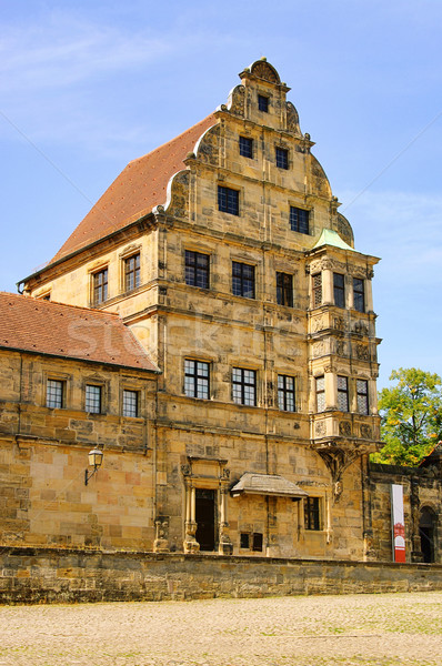 Bamberg imperial palace 01 Stock photo © LianeM