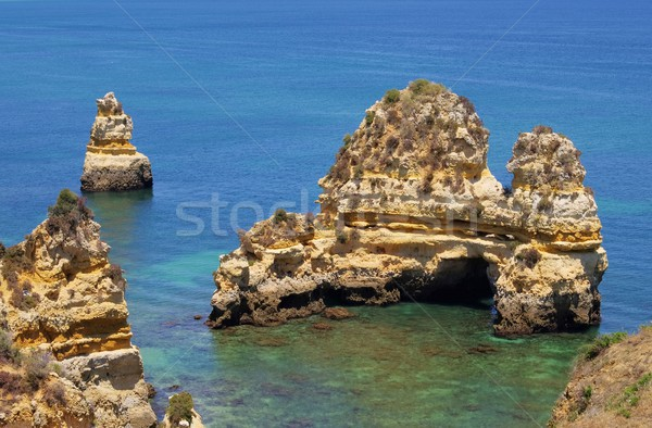 Algarve beach 20 Stock photo © LianeM