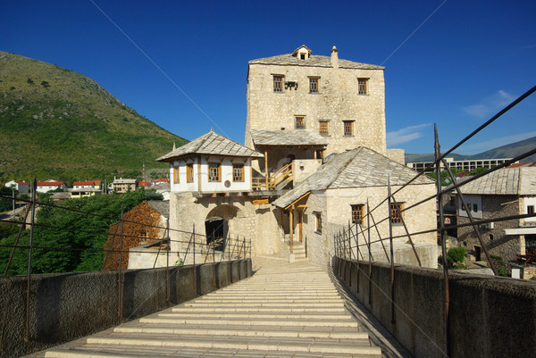 Mostar 03 Stock photo © LianeM