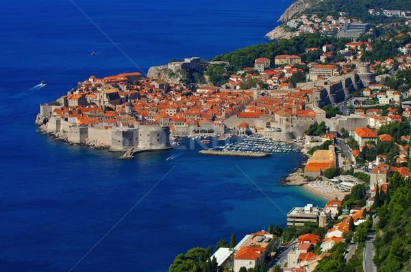 Dubrovnik view  Stock photo © LianeM