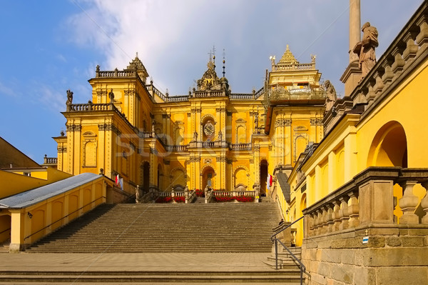 Stock photo: Wambierzyce  Basilica church, Silesia