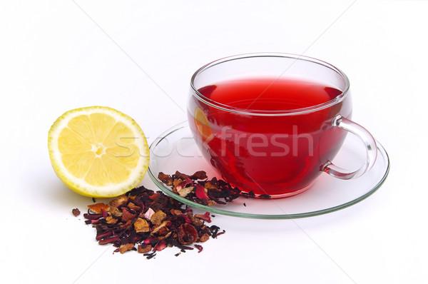 tea fruit 05 Stock photo © LianeM