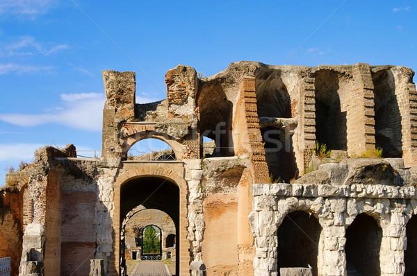 Capua amphitheatre 04 Stock photo © LianeM