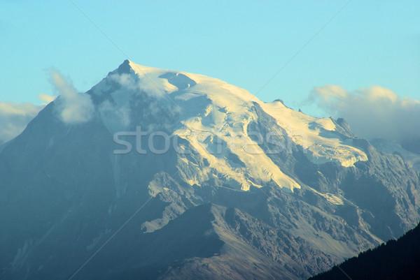 Ortler Alps 28 Stock photo © LianeM