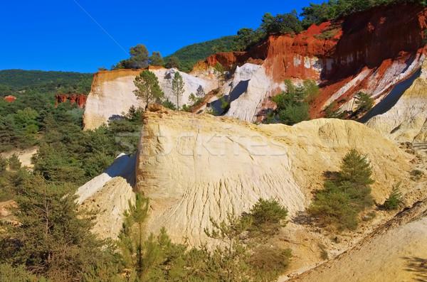 Колорадо природы пейзаж оранжевый путешествия рок Сток-фото © LianeM