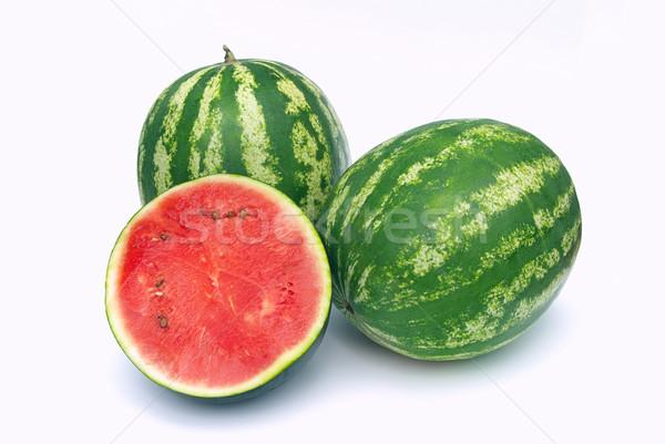watermelon 07 Stock photo © LianeM