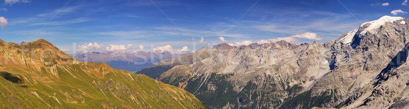 Ortler Alps 30 Stock photo © LianeM