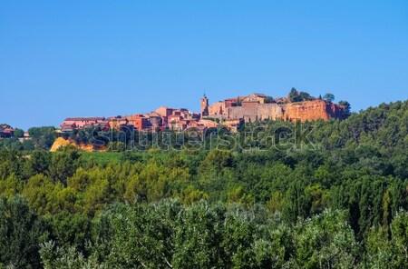 Roussillon 25 Stock photo © LianeM