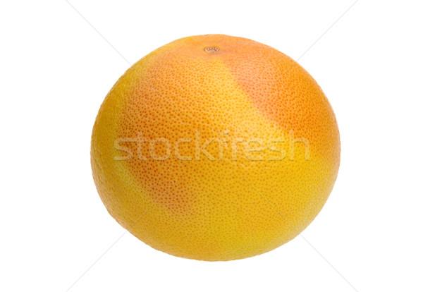 Toranja 15 natureza fruto cor amarelo Foto stock © LianeM