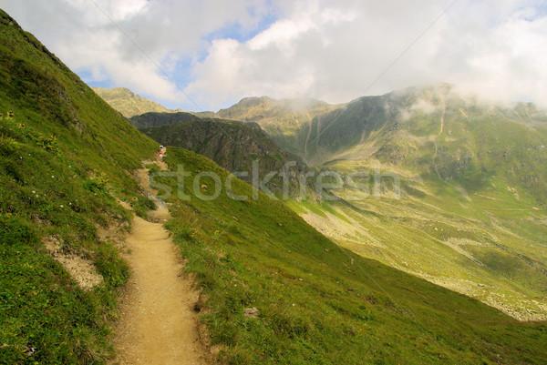 походов горные 18 путешествия Европа трек Сток-фото © LianeM