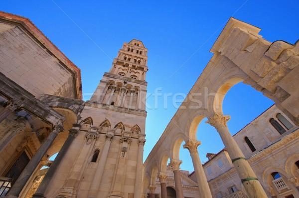Split cathedral  Stock photo © LianeM