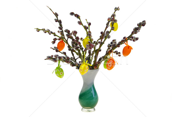 easter floral bouquet 06 Stock photo © LianeM