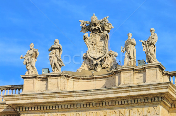Rome Sculpture in Vatican 01 Stock photo © LianeM