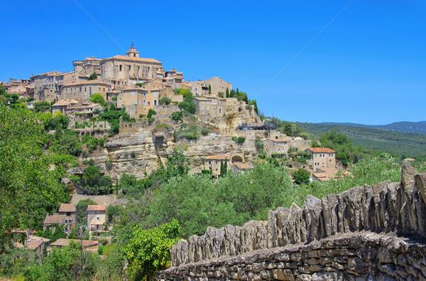 13 ciudad paisaje iglesia viaje castillo Foto stock © LianeM
