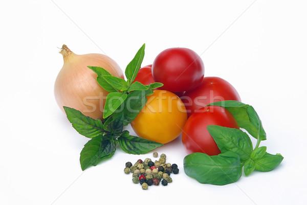 tomato 14 Stock photo © LianeM