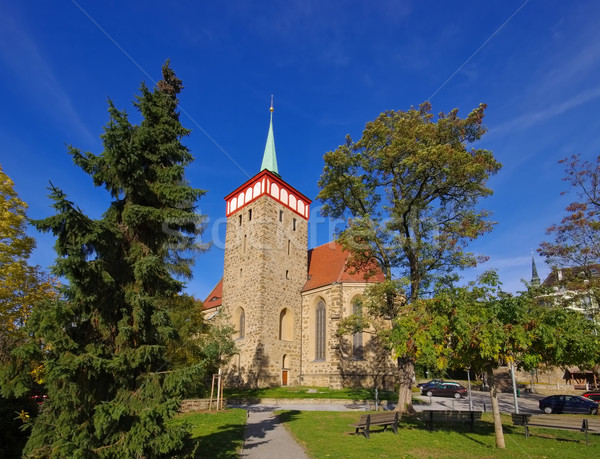 Bautzen Church St. Michael Stock photo © LianeM