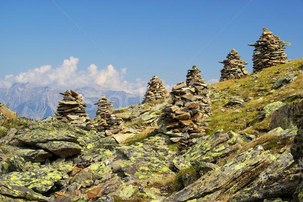 Fiss Wanderung - Fiss hiking 50 Stock photo © LianeM