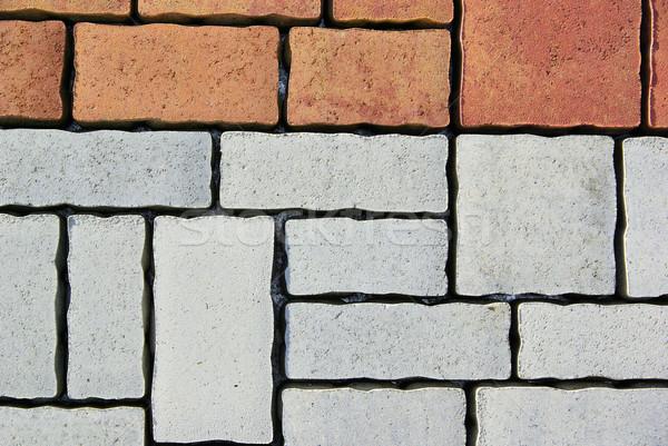 cobblestone 01 Stock photo © LianeM