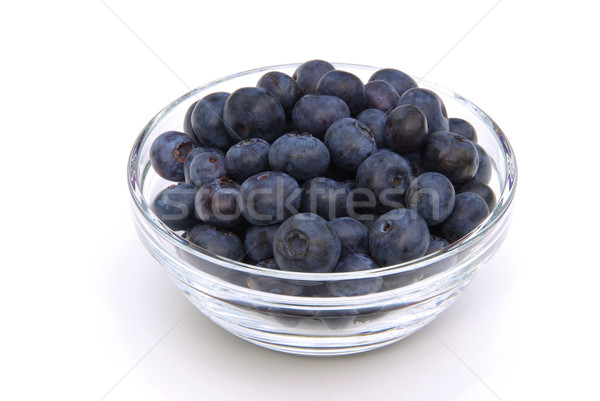 blueberry 10 Stock photo © LianeM