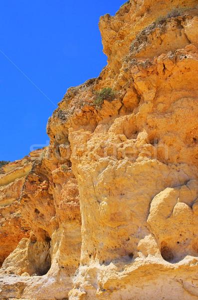 Algarve beach 01 Stock photo © LianeM