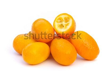 Kumquat 04 Stock photo © LianeM